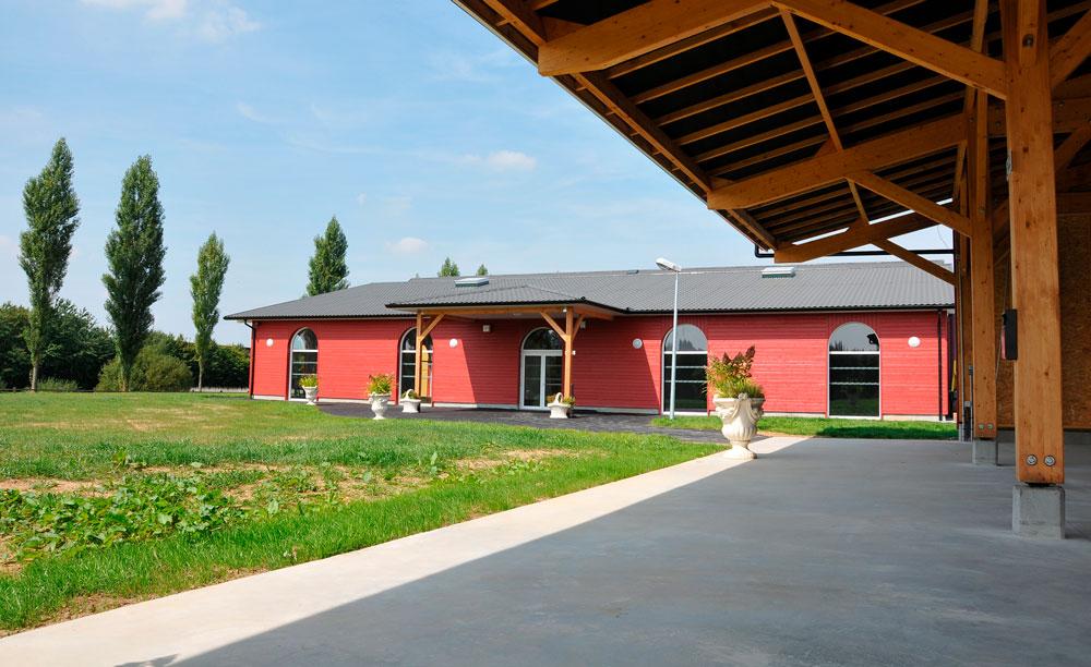 location salle yerville