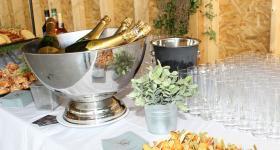 Détail buffet | Domaine du Bois de l'Arc