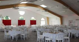 La salle | Domaine du Bois de l'Arc