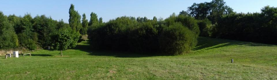 Le parc du Domaine du Bois de l'Arc - Vue 4